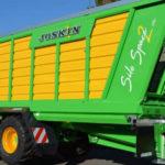 Joskin silo space 2 nowa generacja 2018 150x150 Przyczepa platformowa Joskin Wago zmodernizowana