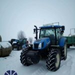 27265268 2073180506244199 990089671 o 150x150 BLUE TEAM New Holland w zimowym transporcie słomy   FOTO