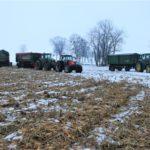 DSCF7233 2 150x150 Pech kombajnu John Deere WTS 9560 w zimowym docinaniu kukurydzy   FOTO