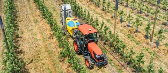 ciągnik sadowniczy Kubota M5001