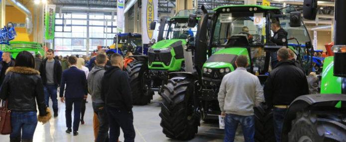 Mazurskie AGRO SHOW 2018 już w lutym