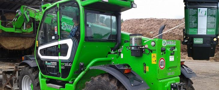 Automatyczne smarowanie w maszynach rolniczych