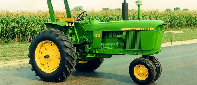 Historia ciągników John Deere – Część II (1951 - 1980)