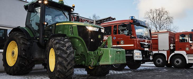 Rolnik i strażak – co ich łączy?