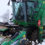 John Deere zimowe koszenie kukurydzy 2018 film 150x150 Pech kombajnu John Deere WTS 9560 w zimowym docinaniu kukurydzy   FOTO