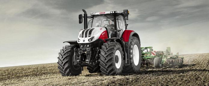 Steyr poszerza gamę ciągników Terrus o model 6250 CVT
