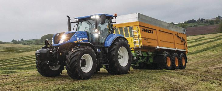 Premiera ciągników New Holland T4S i T7 LWB