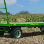 Przyczepa do transportu bel Pronar t027m 150x150 Przyczepa hakowa Pronar T185/1 skierowana do produkcji