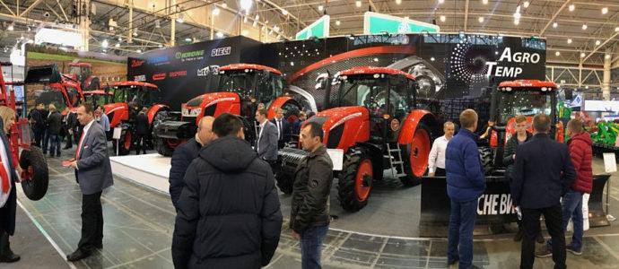 Traktory ZETOR gościły na targach na całym świecie