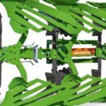 Amazone Cayros 2 150x150 New Holland przedstawia ofertę maszyn zielonkowych i pługów na SIMA 2019