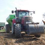 DSCN3348 150x150 Wiosna w CGFP: ciągniki Case IH w akcji   FOTO