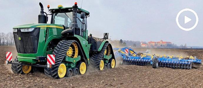 Farmet Fantom 1250 PRO – uprawowy gigant - VIDEO