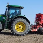 John Deere 7310R Kverneland u drill 6000 siew grochu 2018 film 150x150 Case IH i Steyr wprowadzają 3 letnią gwarancję na nowe ciągniki