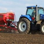 New Holland T8 Vaderstad Spirit siew pszenicy 2018 film 150x150 Ślicznotki z AGCO: dwie Valtry + Amazone AD P, Agrisem Cultiplow w siewie pszenicy   VIDEO