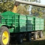 Przyczepy rolnicze 150x150 W pierwszym półroczu zarejestrowano 2384 przyczepy rolnicze
