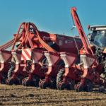 Steyr Kverneland siew kukurydzy 2018 film 150x150 Nawozy 2018. W polu New Holland T6 + Kverneland Exacta CL   VIDEO