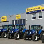 New Holland Księżopolski 150x150 Nie najlepszy rok na rynku nowych ciągników rolniczych