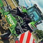 DSC01385 150x150 Zielone żniwa z maszynami Fendt – Minikowo 2018   FOTO