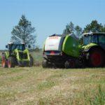 DSCN3802 150x150 Maszyny CLAAS w akcji   sianokosy 2018 w RSP Kazin   FOTO