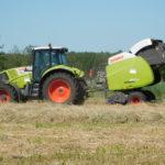 DSCN3816 150x150 Maszyny CLAAS w akcji   sianokosy 2018 w RSP Kazin   FOTO