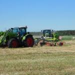 DSCN3819 150x150 Maszyny CLAAS w akcji   sianokosy 2018 w RSP Kazin   FOTO