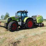 DSCN3823 150x150 Maszyny CLAAS w akcji   sianokosy 2018 w RSP Kazin   FOTO