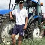 New Holland TD5050 Krukowiak oprysk pszenicy 2018 film 150x150 NAWOZY 2019: W polu New Holland T6030 + Kverneland Exacta CL   VIDEO