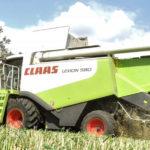 Claas Lexion 580 rzepak 2018 film 150x150 Żniwa z Claas ą 2018: CLAAS TUCANO 440 na polach RSP Kazin   VIDEO
