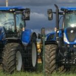 New Holland Czerwiec 150x150 Lipcowe ożywienie na rynku ciągników rolniczych