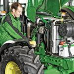 John Deere GreenShield certyfikat serwis 150x150 Maszyna sprawna na szóstkę: Czy znasz czułe punkty swojego ciągnika?