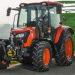 Kubota M4002 150x150 Kubota wprowadza na rynek zupełnie nową serię ciągników M6002