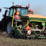 Valtra Amazone Agrisem siew pszenicy 2018  film 150x150 Maszyny New Holland w kukurydzy   VIDEO