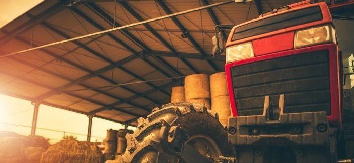 hale stalowe w rolnictwie