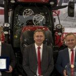 CaseIH Maxxum 145 Traktor Roku 2019 150x150 Nowości Case IH na AGROTECH 2018 w Kielcach