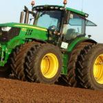 John Deere 6155R siewnik Kuhn 2018  film 150x150 Siew pszenicy 2019, w polu Case 1255XL z zestawem Lely + Stegsted (VIDEO)