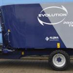 Alima Bis Evolution Pro woz paszowy 150x150 EUROMILK Rino Electro – wóz paszowy dla mniejszych gospodarstw