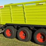 Claas Cargos 8500 150x150 Przyczepy CLAAS CARGOS teraz z systemem TIM SPEED CONTROL