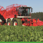 VERVAET kombajn buraczany 150x150 Pokazy polowe firmy Agrihandler   FOTORELACJA