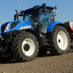 New Holland T7210 Gaspardo siew kukurydzy 2019  film 150x150 Siew kukurydzy w RZD Minikowo   New Holland T6050 + Ozdoken   VIDEO