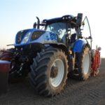 DSC01222 150x150 Siew kukurydzy 2019 – NEW HOLLAND T7.210 + Maschio Gaspardo MAGA   FOTO