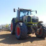 DSCN6948 150x150 Siew kukurydzy w RSP Kazin: Zetor 12145 + Aeromat, Claas Atles 946 + Farmet   FOTO