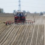 DSCN6963 150x150 Siew kukurydzy w RSP Kazin: Zetor 12145 + Aeromat, Claas Atles 946 + Farmet   FOTO