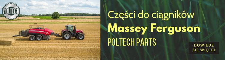 czescidociagnikowmasseyfergusonpoltechparts Massey Ferguson   jeden z czołowych producentów maszyn rolniczych