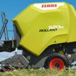 Claas Rollant 520 nowa prasa 150x150 Baloty dobrze sprasowane – test systemu MPS w prasach stałokomorowych CLAAS