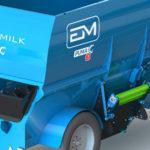Euromilk EM Puma woz paszowy 150x150 CLAAS z nowościami i jubileuszem 10 lecia na Agro Show 2019