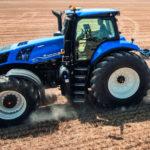 New Holland T8 410 Genesis 150x150 New Holland zdobywa trzy wyróżnienia ASABE AE50 w kategorii innowacji na 2020 r.