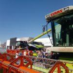 Lexion dwa pokolenia 150x150 AGRO SHOW 2019 – mocarze w Bednarach – WIDEO