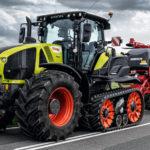 Claas Axion TerraTrac 2020 150x150 Nowości Kverneland na targach Agritechnica 2019