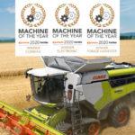 Claas Maszyna Roku 2020 150x150 Claas Lexion 2 generacji   opinie rolników testujących nowe kombajny