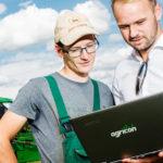 John Deere Agricon 150x150 Maszyny przyszłości w strefie technologii John Deere   VIDEO